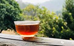 口渴记:与父亲喝熟茶